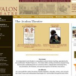The Avalon Theatre - www.theavalon.org