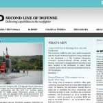 Second Line of Defense - www.sldinfo.com